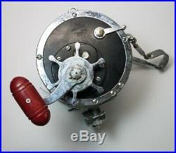 Vintage c1950's Penn Senator 12/0 Big Game Saltwater Fishing Reel U. S. A. (Good)