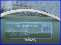Vintage fishing rods, reels & Plano Protect A Rod Shakespeare, Penn, Zebco