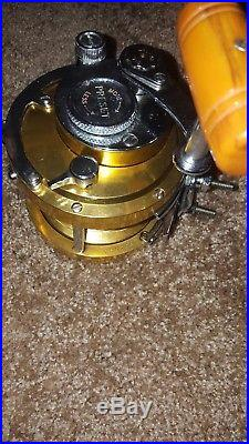 Vintage penn 20 international fishing reel nb0228 offshore reel ready to go