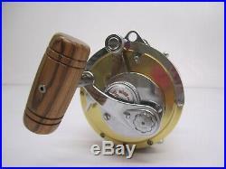 Vtg 1982 Penn International 50 Anniversary Fishing Reel 50th Year 368 With Box