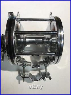Vtg PENN Senator 114 6/0 BIG GAME Saltwater Fishing Reel With Box & Wrench