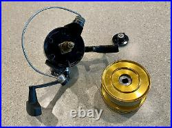 Vtg Penn 9500ss Fishing Large Spinning Reel Saltwater Made In USA Fast Ship! EUC