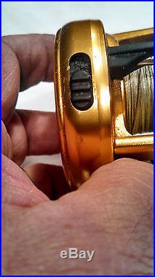 Vtg Penn International 965 fishing reel (for repair)