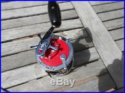Vtg Penn Special Senator II 113hl 4/0 Clamp Box Wrench USA
