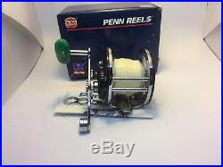 Vtg Reel Salt Water Penn Long Beach Star Drag Fishing 60